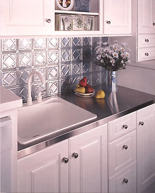 Merveilleux Stainless Counters