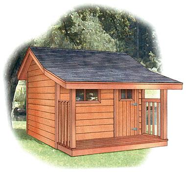 playhouse plan ideas